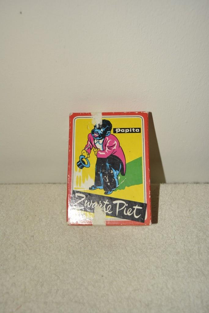 Goede Zwarte Piet spel - Madamvintage NB-57