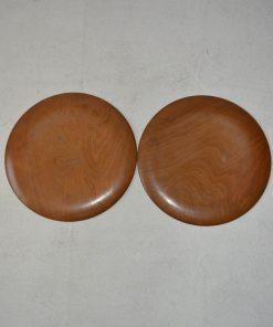 Madamvintage - houten zittingen kruk