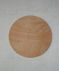 Madamvintage - houten zitting kruk