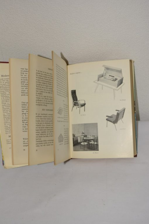 Madamvintage - boek modern huishouden