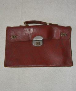 Madamvintage - boekentas rood