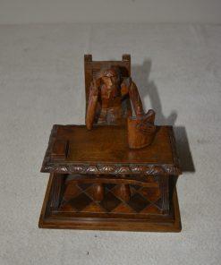Madamvintage - houten beeld