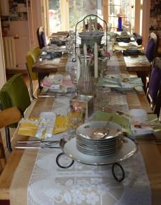 Madamvintage - diner in stijl