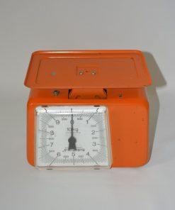 madamvintage - oranje weegschaal