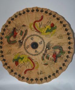 Madamvintage - papieren paraplu chinees