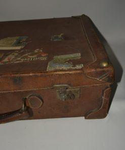 Madamvintage - koffer met documentenmap