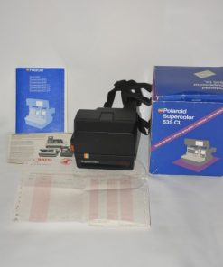 madamvintage - polaroid supercolor camera