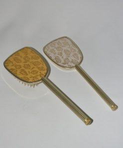 Madamvintage - handspiegel en borstel