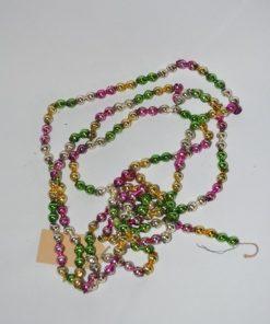 Madamvintage - glazen kralenslingerr