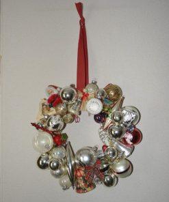 Madamvintage - vintage kerstkrans