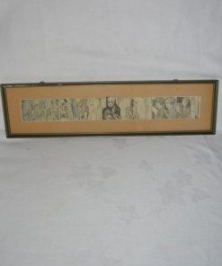 Madamvintage - Schilderij Heilig Paterke van Hasselt