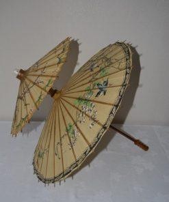 Madamvintage - dubbelen papieren paraplu