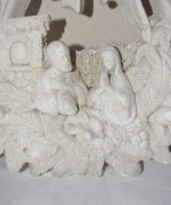 Madamvintage - kerstgroep hangen