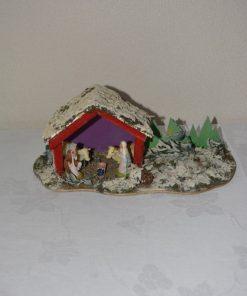 Madamvintage - kerststalletje