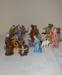 Madamvintage - kerstgroep