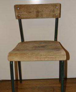 Madamvintage - industriele stoel