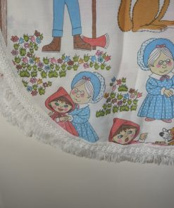 Madamvintage - kleed/sprei roodkapje