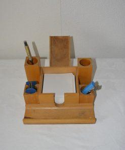 Madamvintage - houten pennenbak