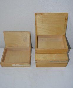 Madamvintage - houten kistjes