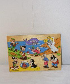 Madamvintage - walt Disney simplex puzzel