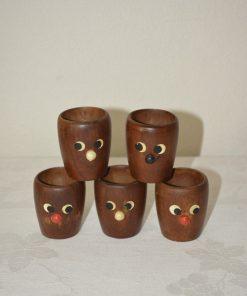 Madamvintage - eierdopjes hout