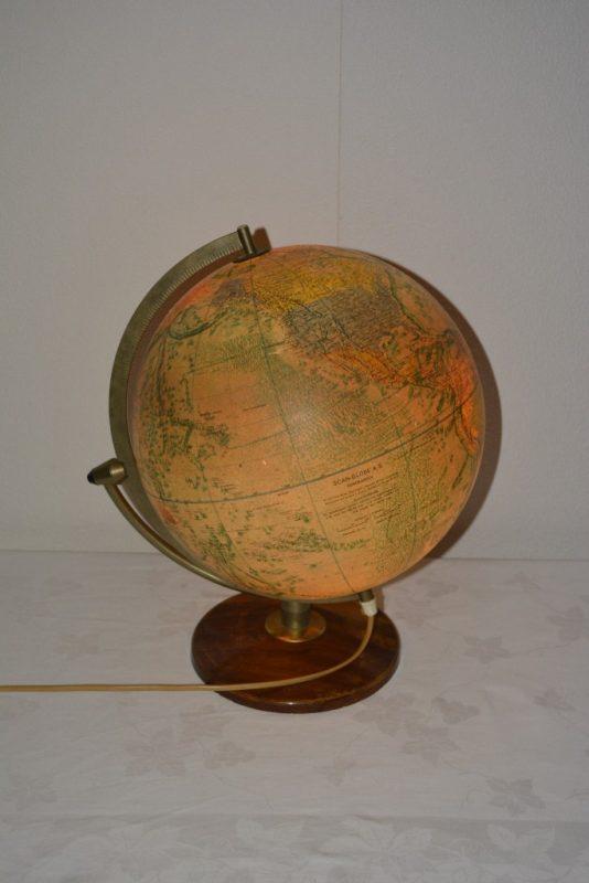Madamvintage - wereldbol