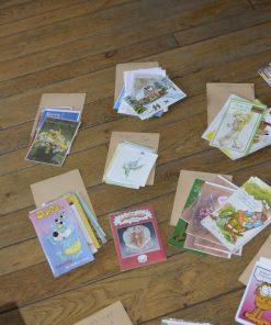 Madamvintage - diverse kaarten