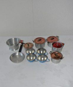 Madamvintage - kinder potten/pannen