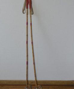 Madamvintage - bamboe skistokken