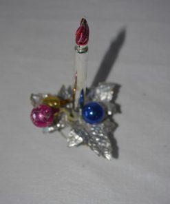 Madamvintage - kerstdecoratie glas