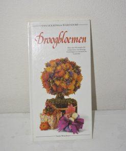 Madamvintage - boek droogbloemen