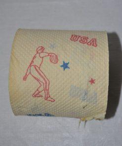 Madamvintage - toiletpapier honkbal