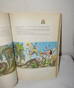 Madamvintage - boek pinokkio