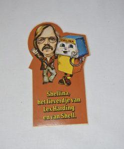 Madamvintage - sticker Lex harding