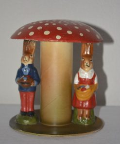 Madamvintage - candy container paddestoel