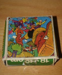 Madamvintage - Puzzel klein Duimpje met de 7 mijlslaarzen