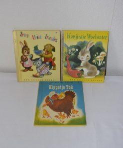 Madamvintage - gouden boekjes