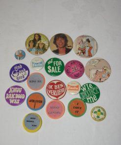 Madamvintage - buttons en spreuken