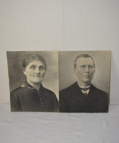 Madamvintage - zwart wit foto's