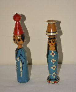 Madamvintage - houten decoratie