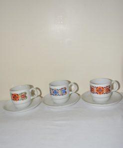 Madamvintage - kop en schotels