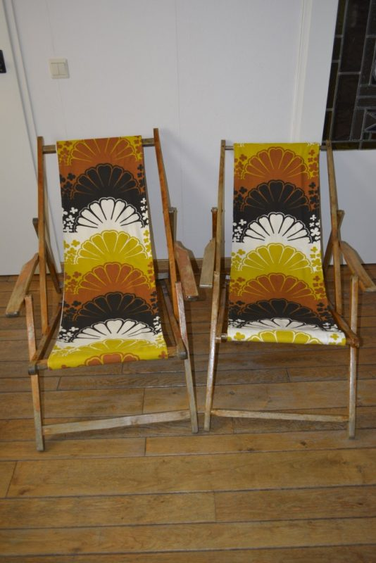 Madamvintage - strandstoel