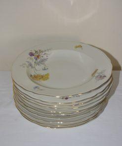 Madamvintage - borden plat/diep