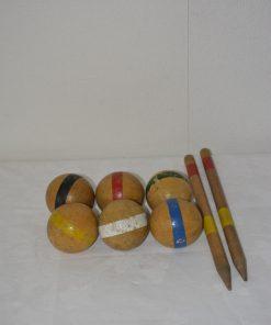 Madamvintage - houten ballen