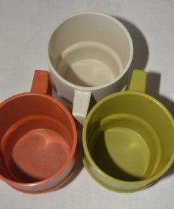Madamvintage - tupperware mokken