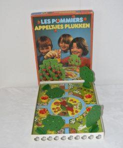 Madamvintage - spelletje appeltjes plukken