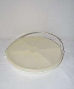Madamvintage - schaal tupperware
