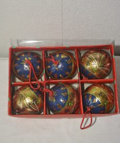 Madamvintage kerstballen