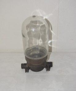 Madamvintage - Buitenlamp met bakeliet
