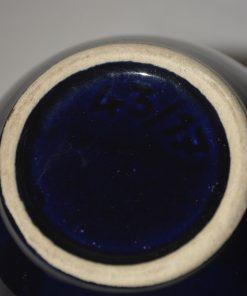 Madamvintage - blauw vaasje